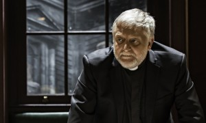 Occupied in thought ? Simon Russell Beale plays the dean of St Paul's as a tragic figure in Steve Wa