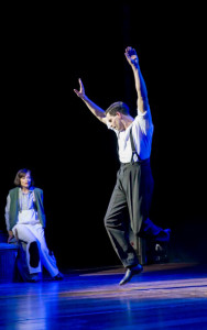 Lara-Pulver-and-Dan-Burton-in-Gypsy
