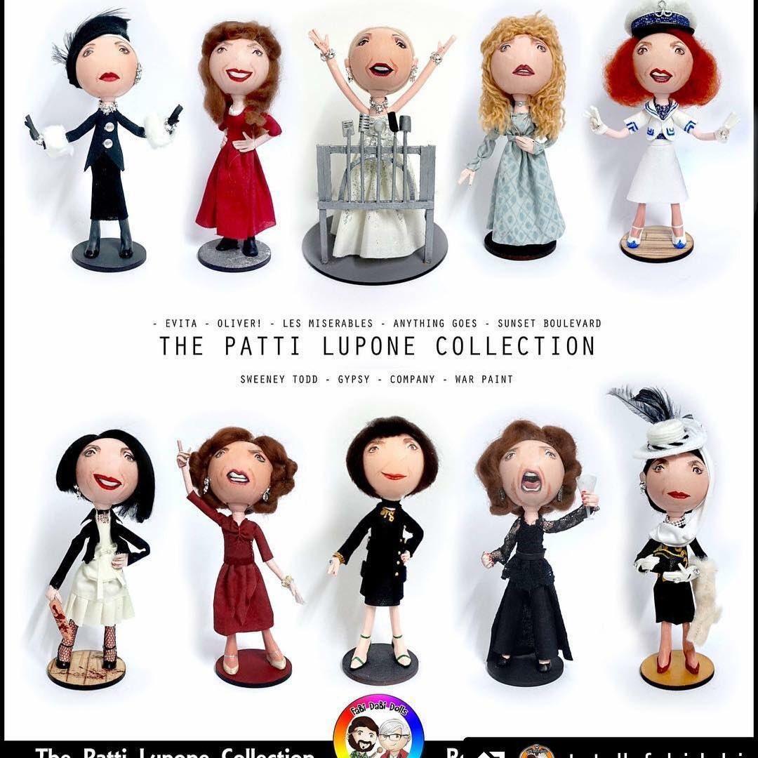 Lupone-dolls